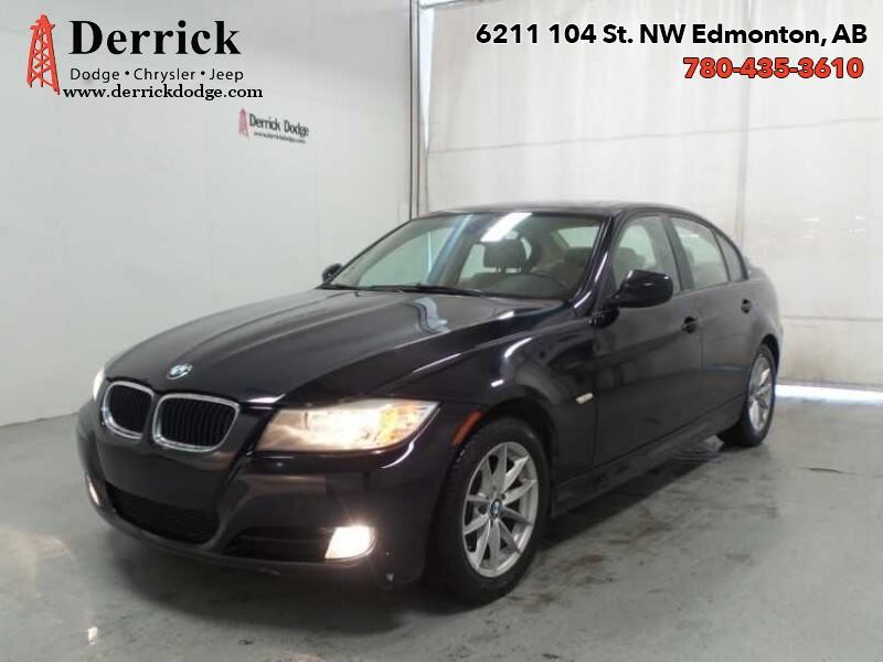 Pre-Owned 2010 BMW 3 Series 4Dr 323i Sunroof Leather Sts Pwr Grp $142.49 B/W