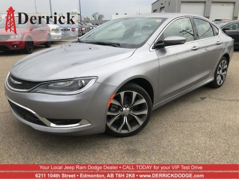Pre-Owned 2016 Chrysler 200 C Platinum
