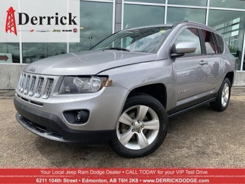 Pre-Owned 2016 Jeep Compass 4WD 4dr North