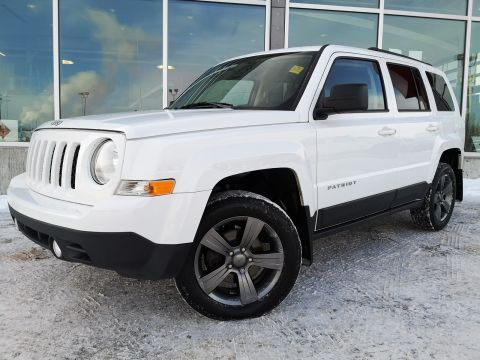 Pre-Owned 2015 Jeep Patriot 4WD 4dr High Altitude