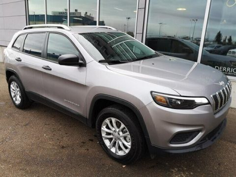 Pre-Owned 2019 Jeep Cherokee Sport 4x4