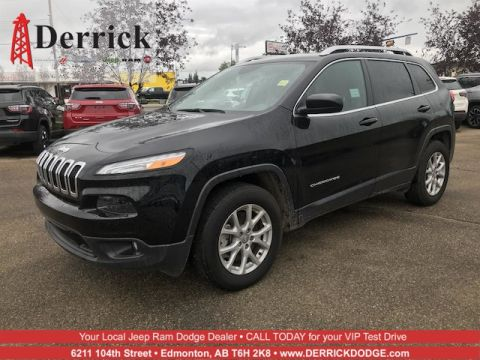 Demo 2017 Jeep Cherokee North