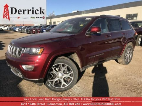 Pre-Owned 2018 Jeep Grand Cherokee Sterling Edition