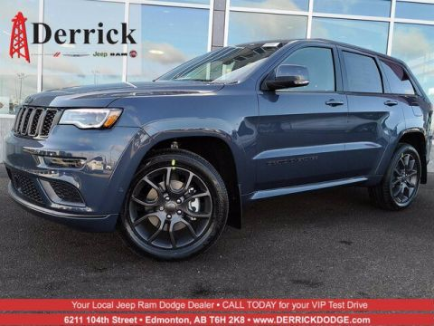 Pre-Owned 2020 Jeep Grand Cherokee High Altitude 4x4