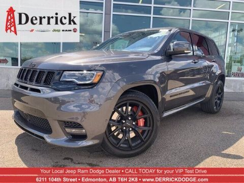 Pre-Owned 2019 Jeep Grand Cherokee SRT 4x4