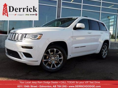 Pre-Owned 2020 Jeep Grand Cherokee Summit 4x4