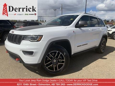 Pre-Owned 2018 Jeep Grand Cherokee Trailhawk 4x4