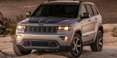 New 2018 Jeep Grand Cherokee Trailhawk 4x4