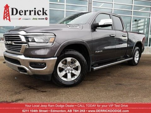 New 2019 Ram 1500 Laramie 4x4 Quad Cab 6'4 Box