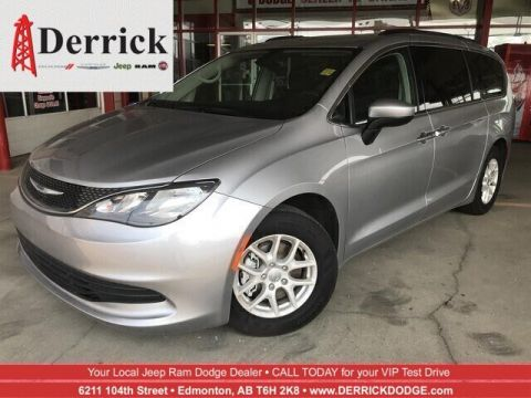 Demo 2017 Chrysler Pacifica 4dr Wgn LX