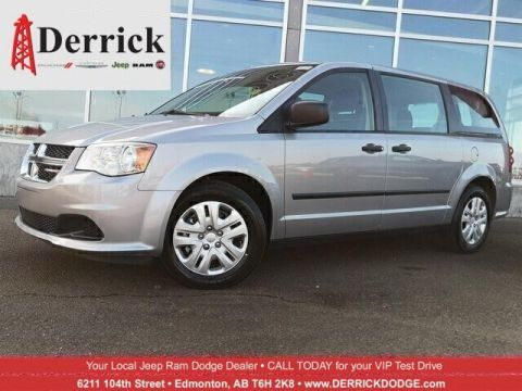 Pre-Owned 2017 Dodge Grand Caravan 4dr Wgn Canada Value Package
