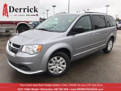 Pre-Owned 2017 Dodge Grand Caravan 4dr Wgn SXT