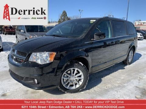 New 2019 Dodge Grand Caravan SXT Premium Plus 2WD