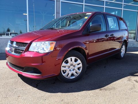 New 2020 Dodge Grand Caravan SE 2WD