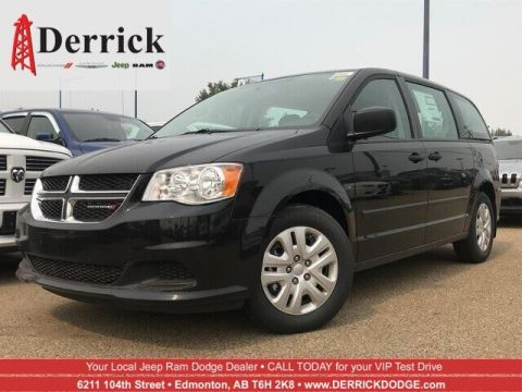 2017 Dodge Grand Caravan 4dr Wgn Canada Value Package