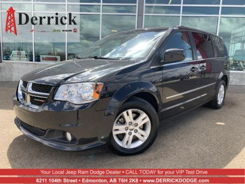 Pre-Owned 2016 Dodge Grand Caravan Crew