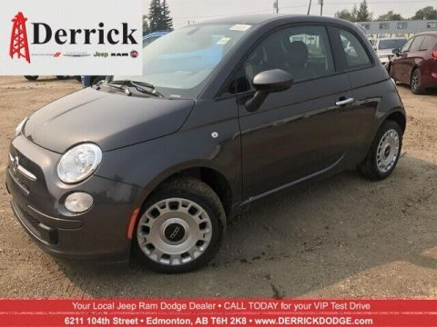 Pre-Owned 2017 FIAT 500 2dr HB Pop