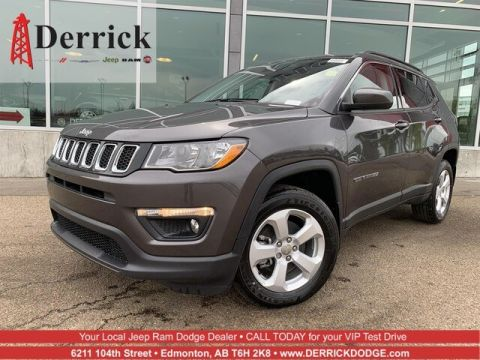 New 2019 Jeep Compass North