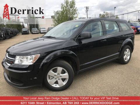 Pre-Owned 2017 Dodge Journey CVP