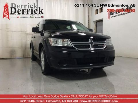 Demo 2017 Dodge Journey CVP