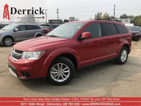 Demo 2017 Dodge Journey SXT