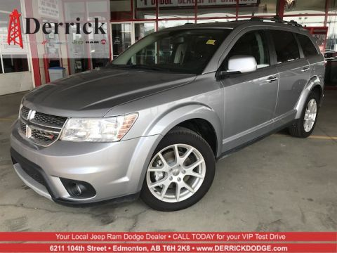 Demo 2017 Dodge Journey GT