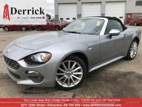 Pre-Owned 2017 FIAT 124 Spider 2dr Conv Lusso