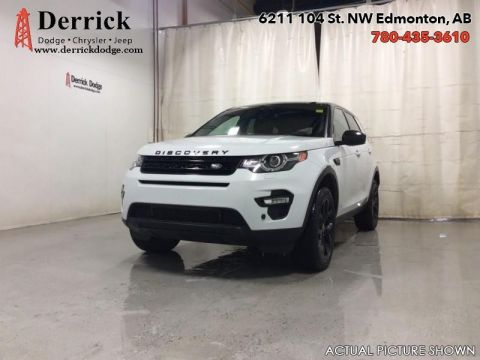 2016 Land Rover Discovery Sport Used AWD Hse Panoramic Sunroof Power Grp A/C $221 B/W