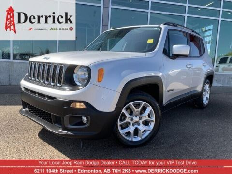 Pre-Owned 2015 Jeep Renegade North